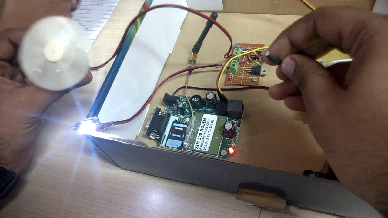 Intelligent energy saving system - BE Final Year 2015 Project