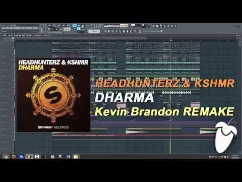 Headhunterz & KSHMR - Dharma (Original Mix) (FL...