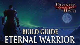 Divinity Original Sin 2 Builds - Eternal Warrior (Death Knight)