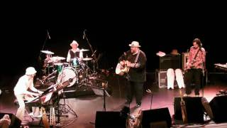 Duckworth Lewis Method feat. Matt Berry - Soul Limbo (Olympia, 28th July 2010)