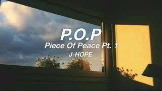 Download JHOPE - P.O.P (Piece Of Peace) Pt. 1 [Indo Lirik]