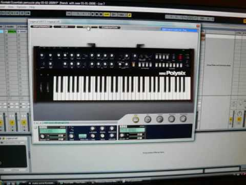 the 808 drum machine electro house made with ableton live reason 4 vst youtube. Black Bedroom Furniture Sets. Home Design Ideas