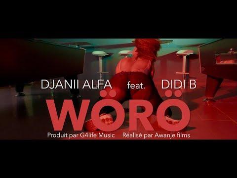Djanii Alfa - Woro feat Didi B Kiff No Beat [ Clip Officiel 2018 ]