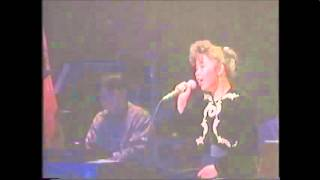 「LIVE SAT」 1991年1月18日、Bunkamuraシアターコクーン.