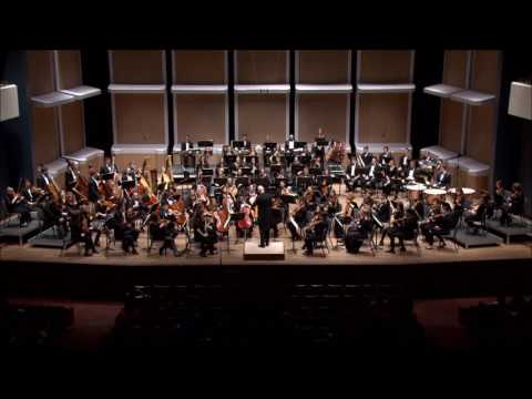 University of Minnesota Symphony Orchestra plays Ravel