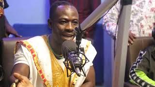 Okyeame Kwame Talks About Reports Of Exploiting His Kids