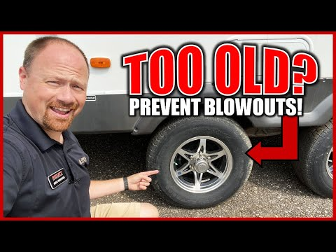 Are Your Tires a Time Bomb? How to Check!