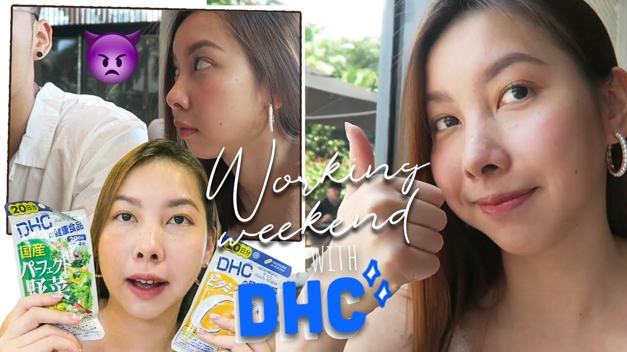 Vlog #36: Một ngày LÀM VIỆC cuối tuần cùng DHC | TIEN LE