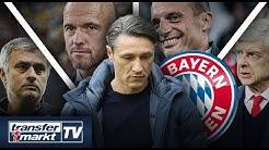 Kovac entlassen! Wer wird neuer Bayern-Trainer? Die Kandidaten im Check | TRANSFERMARKT