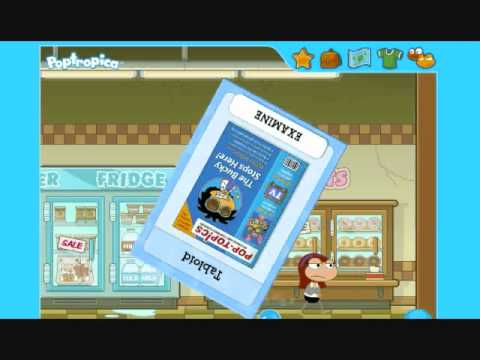 Dating simulator full walkthrough for poptropica