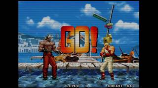 [TAS] The King of Fighters '95-OMEGA RUGAL