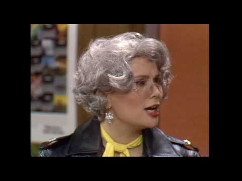 Ann Elder Joins The Army | Rowan & Martin's Laugh-In | George Schlatter