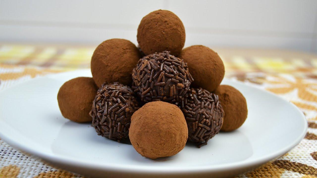 receta de dulce de chocolate casero