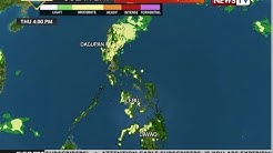 QRT: Weather update as of 5:59 PM (September 25, 2019)