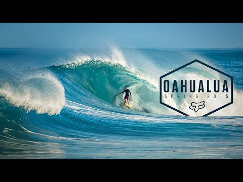 Fox Surf Presents | Oahualua | Bruce Irons Bede Durbidge Damien Hobgood Keanu Asing Ian Wlash