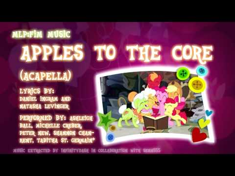 """MLP:FiM Music: Apples to the Core (Vocals Only / """"Acapella"""")"""