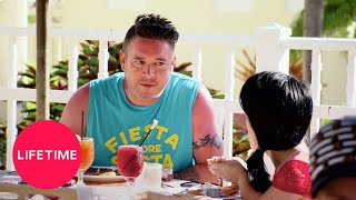 Couples Retreat: Matt Gets Mouthy with Briana (Ep 25) | Little Women: LA | Lifetime