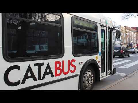 CATA Bus 1996 New Flyer Industries C40LF 99 On Route NV