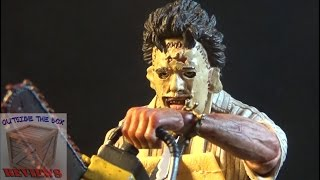 """Leatherface "" NECA The Texas Chain Saw Massacre [Ultimate Figure]"