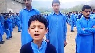 Beautiful Pashto Naat- Aie Di Taef Khalqo Ma Ma Wolaie