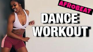 10 MIN AFROBEAT DANCE WORKOUT 2021 - Full Body/No Equipment