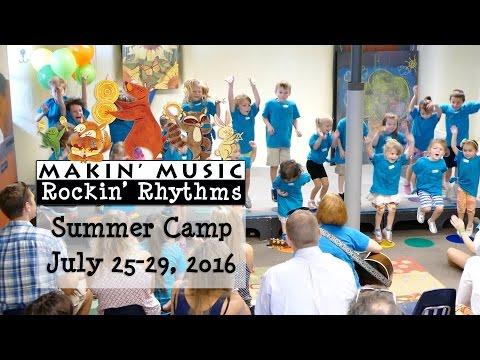 Camp 2016 - Campfire Jamboree