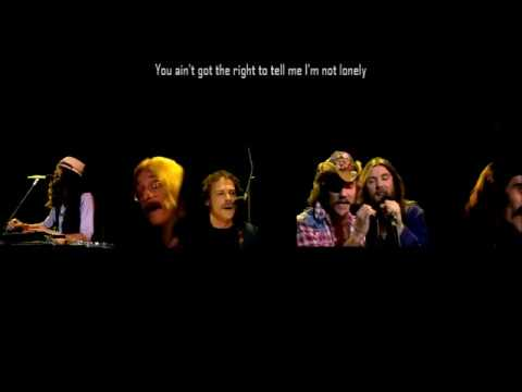 Dr Hook You ain't got the right (lyrics)