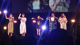 2018/6/3 スペシャルステージ #3 AKB48 12期(大森美優 佐々木優佳里 高...