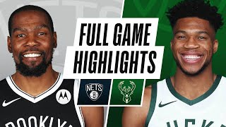 Game Recap: Bucks 124, Nets 118