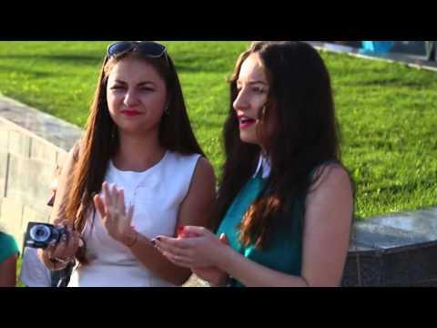 Флеш-моб, предложение руки и сердца около дельфинария немо, пляж Ланжерон-Одесса 27.09