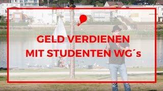Geld verdienen mit Studenten WG´s - Reisefreiheit.eu