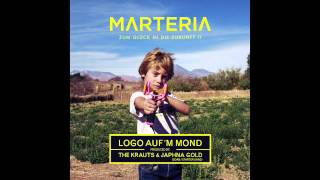 Marteria - Logo auf dem Mond (prod. by JAPHNA GOLD & THE KRAUTS)