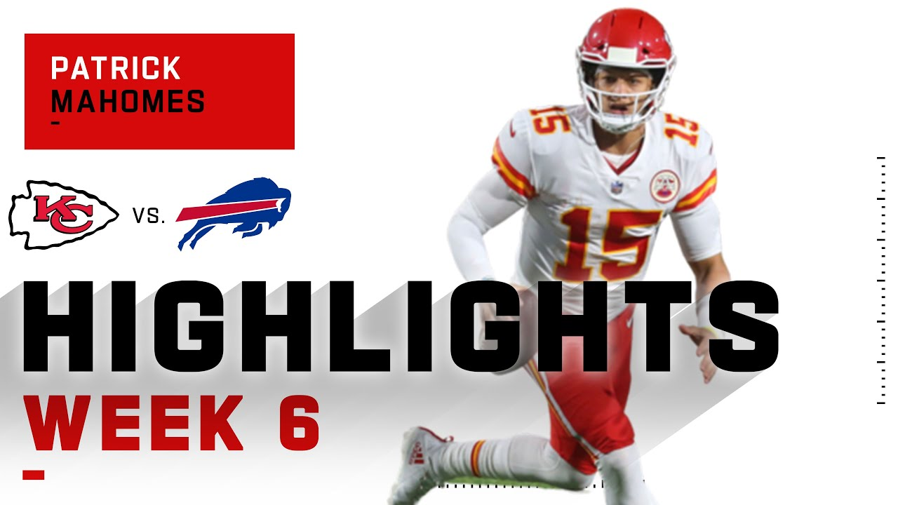 Bills have improved since losing to Chiefs in Week 6
