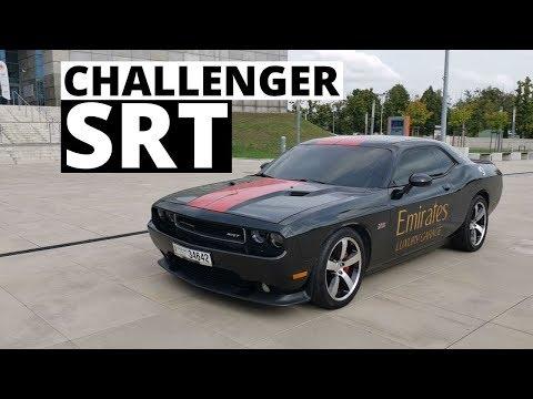 Dodge Challenger SRT - Wyzwanie Silnej Woli