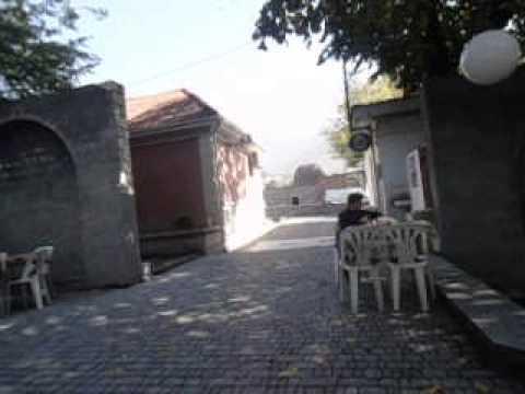 Thirsty Thursdays   Tea in the Square in Seki   Azerbaijan   October 2013