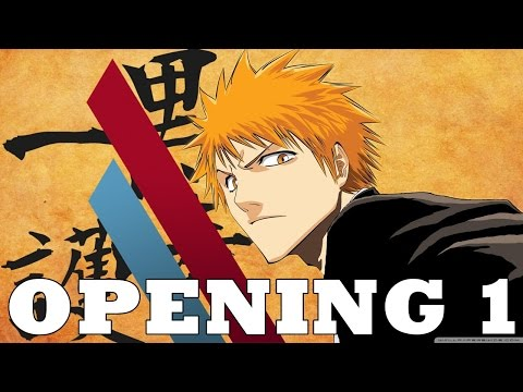 Opening 1 Bleach Full SoundTrack- Asterisk - Orange Range