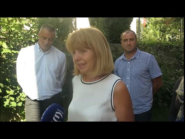 YouSofia: За ползата от компостерите в Софийските села - Йорданка Фандъкова посети Железница
