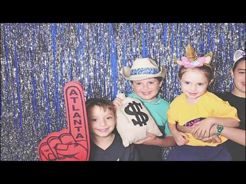 8-25-19 Torah Day School of Atlanta Photo Booth - Back to School Bash - Robot Booth