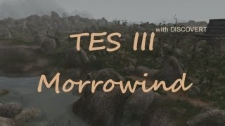TES 3 Morrowind - 83 серия. Архимаг - Великий Мастер зачарования.