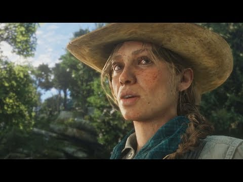 Red Dead Redemption 2  - Story-Trailer