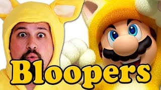 BLOOPERS: SUPER MARIO 3D WORLD IN REAL LIFE