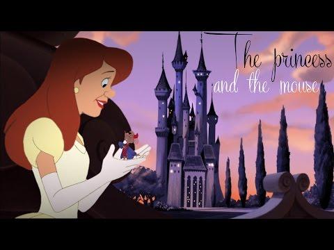 The princess and the mouse | Jaq & Anastasia