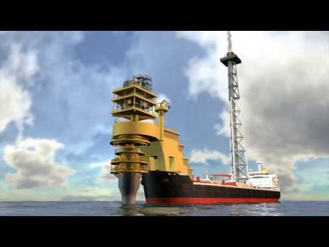Shell set to develop world's deepest offshore oil drilling platform