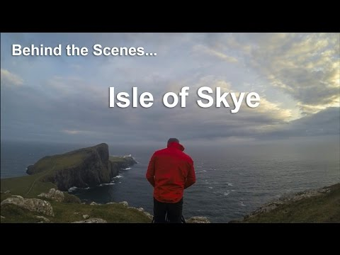BTS: Photographing The Isle of Skye