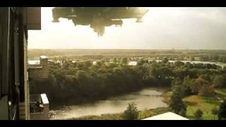 District 9 spaceship in Holland! AFTER EFFECTS