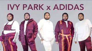 SPENT OVER $1000 ON <b>IVY PARK</b> x ADIDAS... MEN'S HUGE TRY ...