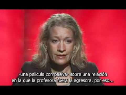Diane Gaidry sobre Loving Annabelle subtitulos en español