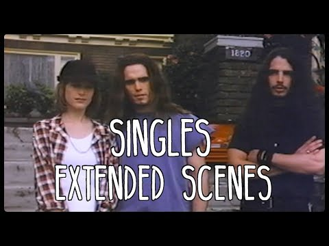 Chris Cornell, Pearl Jam & TAD's extended scenes from Singles