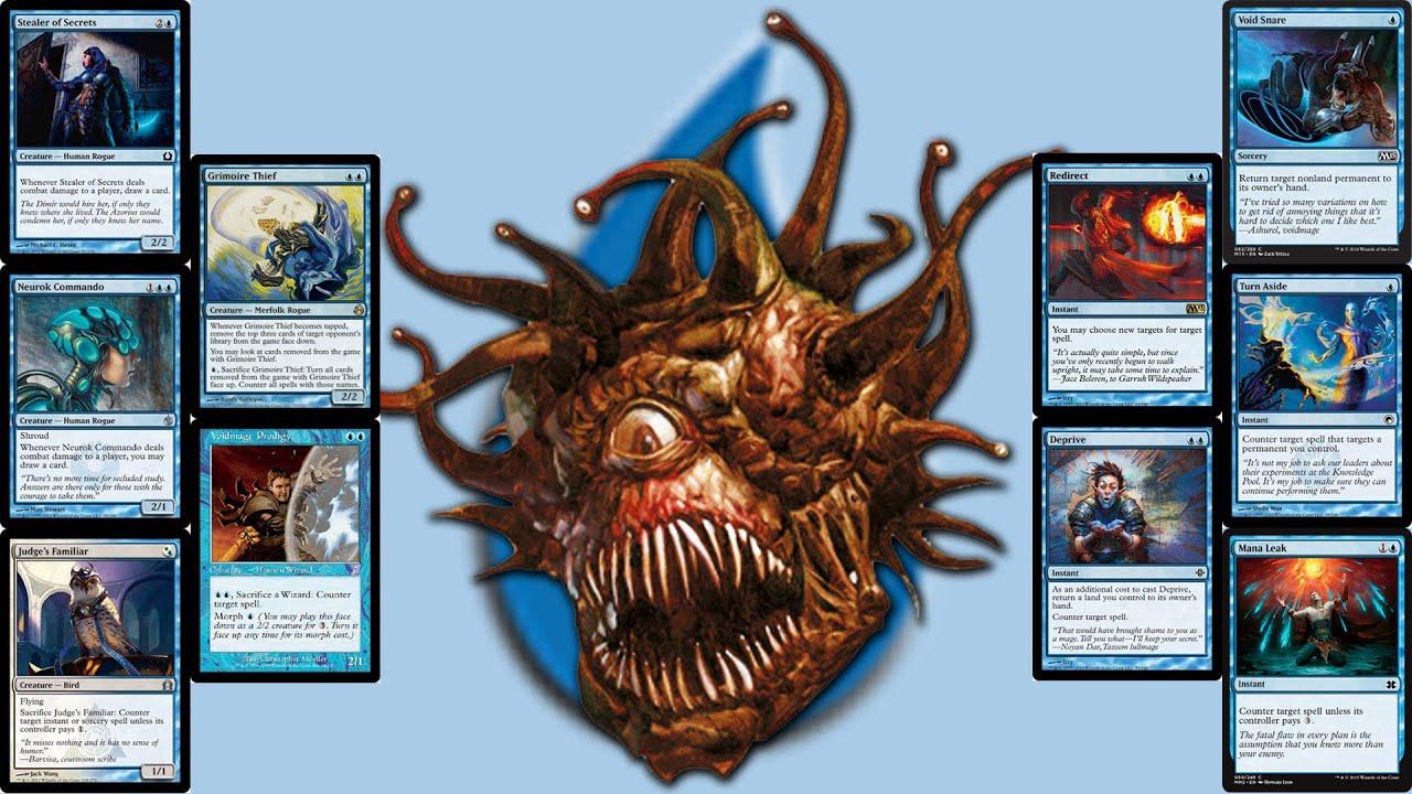 the ultimate budget mtg modern deck beholder