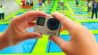 Video GoPro Trampoline Park Fun! download MP3, 3GP, MP4, WEBM, AVI, FLV Desember 2017